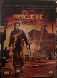 X25 rescue me dvd boxsets New And Factory Sealed