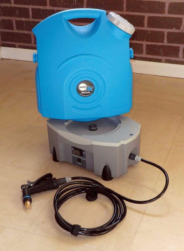 Mobi V 17 12v Portable Washer Fed Up With Carting