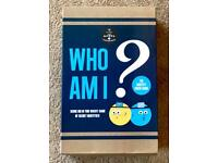 Who Am I? Party Family Guessing Game. Which Famous Person Are You? Cards Sealed.
