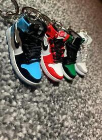 Sneaker Keyrings For sale!!!