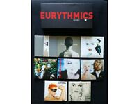 Eurythmics - Boxed [8 x Deluxe CD Edition Box Set] MINT CONDITION