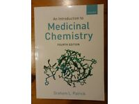 Book For Sale: An Introduction to Medicinal Chemistry Fourth soft Graham L. Patrick