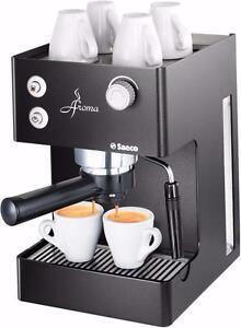 Machine à espresso Saeco RI9373/47 Aroma Nero