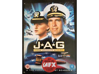 DVD Boxset: JAG: Judge Advocate General | The Complete First Season