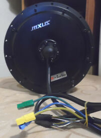 MXUS V3 3K-Turbo 3000w high speed electric e bike bicycle conversion rear hub motor 48v 60v 72v 84v
