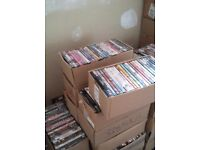 dvds job lot NEW and never opened 68 dvds in total for only £12