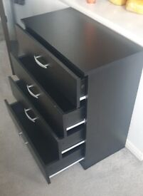 Back Chest of drawers (4 drawers)
