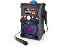 Singing Machine Carnaval Karaoke Machine Music System SDL9035