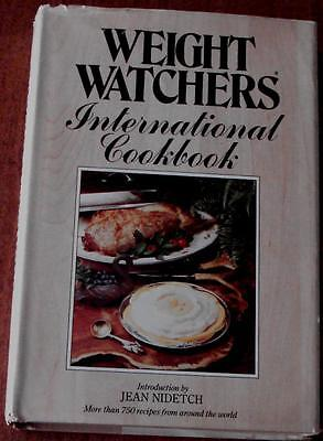 Weight Watchers International Cookbook   1977  First Edition   Jean Nidetch