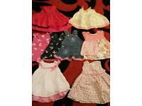 Girls summer clothes 3-6