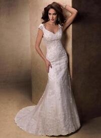 Brand new Maggie sotterro wedding dress