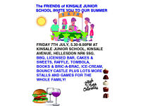 Friends of Kinsale Junior School Summer Fair