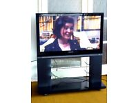 Panasonic Viera TV - 42 Inch Plasma - Built In Freeview - Complete With Stand