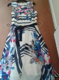 Monsoon Chiffon Dress