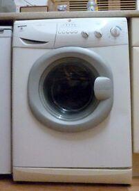 Hoover washing machine.