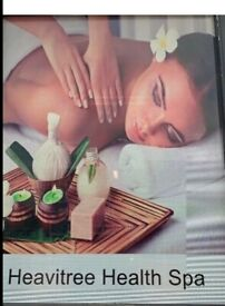 Chinese Full Body Relaxing Massage and Neck and Shoulder Massage