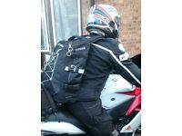 Motorbike Backpack Oxford 30L