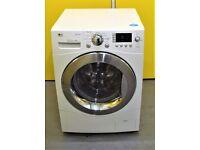 LG 8kg Washing Machine- White