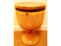 Quality Persian Tombak Drum with soft case