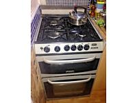 CANNON CHESTER GAS COOKER 54CM DOUBLE OVEN
