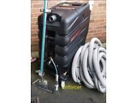 Profesional Carpet Cleaning Machine, Ashbys Enforcer 400 psi.