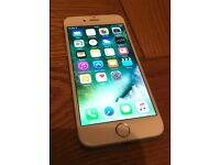IPHONE 6 WHITE 16GB UNLOCKED MINT CONDITION