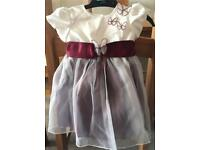 0690bc5903 Pretty flower girl dress. Size 6-9 months from BHS for sale Worthing