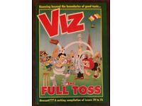 Viz 'The Full Toss' Annual (1997)