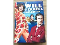 Will Ferrell DVD Box Set
