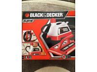 Black and decker wall paper stripper