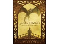 GAME OF THRONES COMPLETE SEASON 5!!!