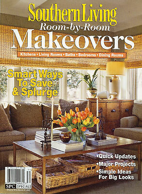 Southern Living   ROOM BY ROOM MAKEOVERS   Update Ideas Cookhouse BATH Bedrooms