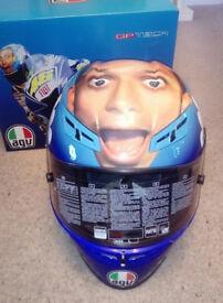 AGV Rossi Helmet Face Mugello GP Tech. NEW
