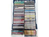 70 CDs : Craig David, Norah Jones, Beverly Knight, Frank Sinatra, Pavorotti, 60s 70s compilations