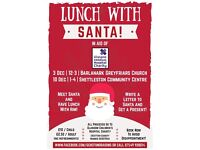 Charity Christmas Lunch With Santa Kids Entertainment