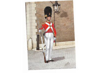 Militaria. Six Postcards of Military Uniforms. Published by The Pompadour Gallery. Mint Condition