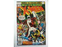 Uncanny X-Men 109 Marvel Comics 1st Vindicator Excellent Condition