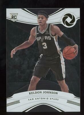 2019 Panini Opulence #29 Keldon Johnson 35/39 RC Rookie