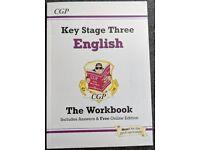 KS3 English - Revision Workbook - CGP