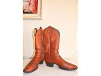 Boots (Durango Vintage Leather)