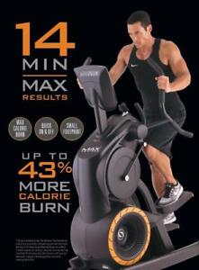 Famous MAX 14: 14-minute workout MAX TRAINER Latest Model from Octane
