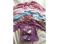 Girls Baby and toddler clothes loads to choose from