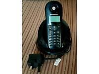 Motorola C601 cordless DECT phone