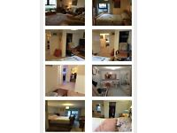My large immaculate 2 Bed for your 2 or 3 bed both near Hillhead High School
