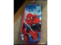 Spider-Man blow up bed