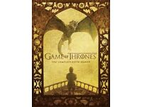 Game of Thrones season 5 complete fifth season