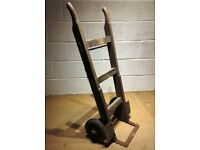 Antique Railway Type Wooden Sack Truck. Ideal For Vintage Retail Display REDUCED