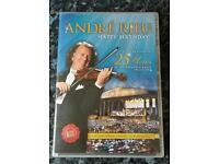 Andre Rieu Happy Birthday DVD