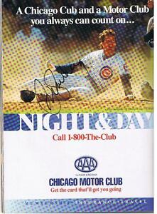 FIRST NIGHT BASEBALL GAME WRIGLEY FIELD 1988 Great Offer London Ontario image 2