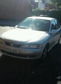Vauxhall vectra 1.8 - 5 Months MOT